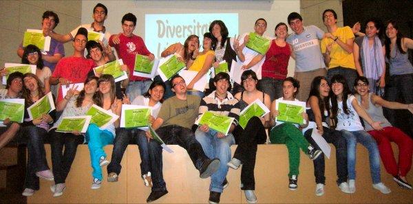 Grup de formadors del Connecta Jove 2008