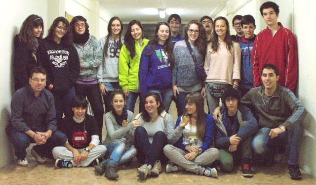 Grup conecta jove 2013 Diversitat Lúdica
